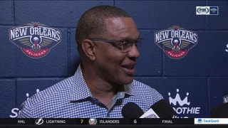 Alvin Gentry on win over Lakers: 'They're really, really good offensively'