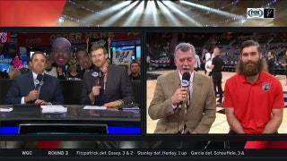 San Antonio FC's Matt Cardone stops by | Spurs Live