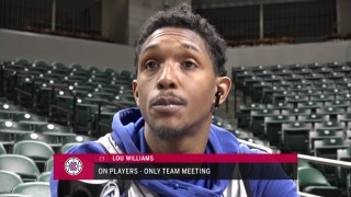 Clippers Live: Hear from the team about their players-only team meeting
