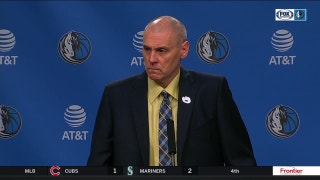 Rick Carlisle: 'We needed to be more efficient'