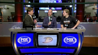 Hampus Lindholm on 'Ducks Live': It was a must win for us
