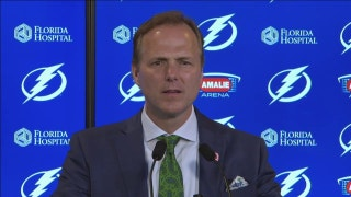 Jon Cooper: Our purpose at the net just wasn't there tonight
