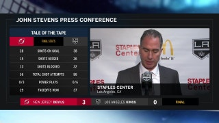 Devils 3, LA Kings 0 (317)