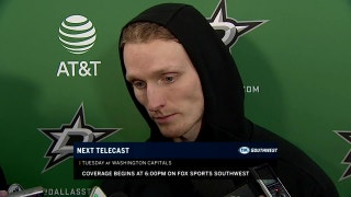 John Klingberg on emotional loss to Jets