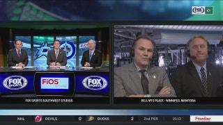 Love the effort, all to familiar result in Winnipeg | Stars Live