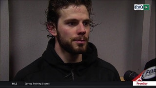 Tyler Seguin: 'It's playoff hockey for us right now'