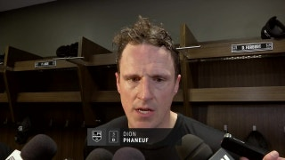 LA Kings Live: Hear what the LA Kings have to say about why Kopitar is Hart Trophy worthy