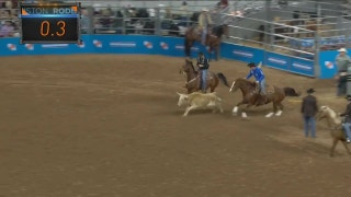Fastest run of Rodeo Houston Ty Erickson | RODEOHOUSTON
