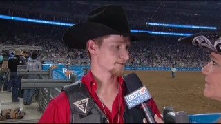 Cole Melancon Ready to take it all in Bull Riding | RODEOHOUSTON