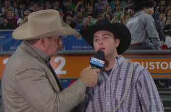 Images of 2018 Super Series Tie-Down Roping Champ, Tyler Milligan | RODEOHOUSTON