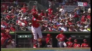 WATCH: José Martínez hits solo homer, adds two-run double in Cardinals win