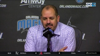 Frank Vogel: We want to play with the pass, and we did that tonight
