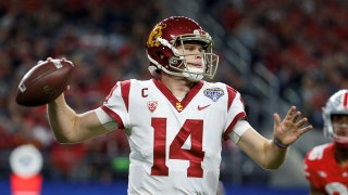 Joel Klatt after Sam Darnold's Pro Day: 'The NY Giants are on the clock because the #1 pick was totally solidified today'