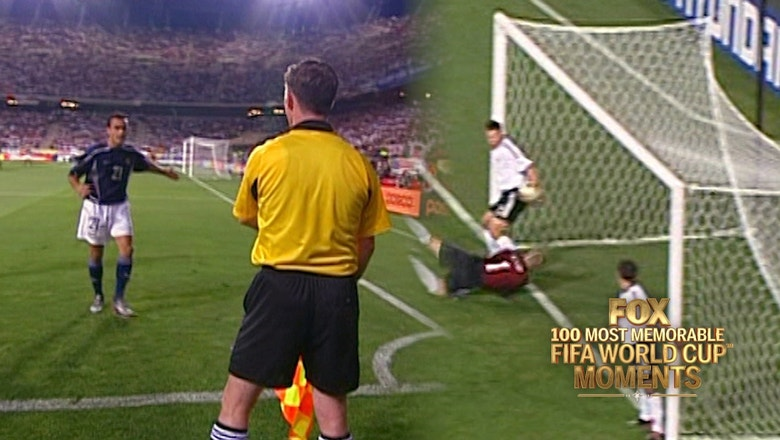 82nd Most Memorable FIFA World Cup™ Moment: United States Robbed vs Germany
