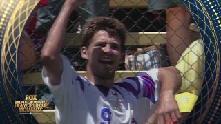 85th Most Memorable FIFA World Cup™ Moment: The Salenko Show