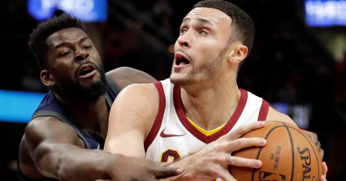 8c0601ba3 Cavs Cruise  Cris Carter details why Larry Nance Jr. could be the X-factor  LeBron has been missing