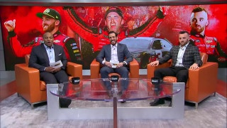 Austin Dillon talks with Kenny Florian and Daniel Cormier | INTERVIEW | UFC TONIGHT