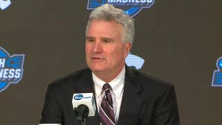 Bruce Weber breaks down Kansas State's shocking upset of Kentucky in the Sweet 16