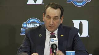 Coach Krzyzewski on Duke's win over Syracuse: 'Both teams played their hearts out'