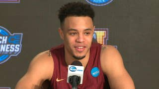 Loyola's Marques Townes on his game-clinching shot: 'That's something you dream about'