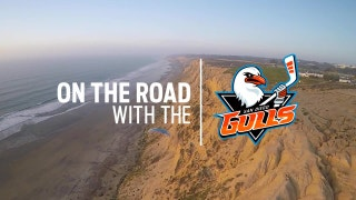 Ducks Weekly: Ride Along - On The Road with the San Diego Gulls