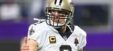 Brees re-signs with Saints for reported $50 million