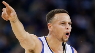 Nick Wright on the Warriors: If Steph Curry is hobbled, Portland can beat them