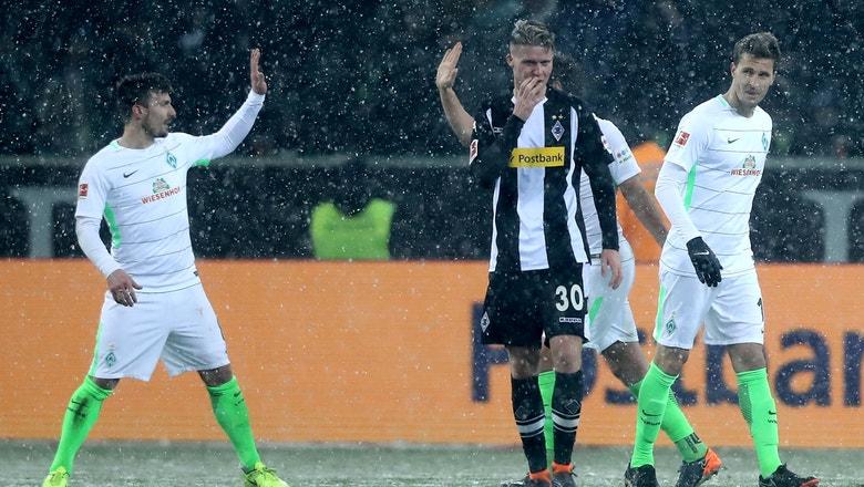Monchengladbach vs. Werder Bremen | 2017-18 Bundesliga Highlights