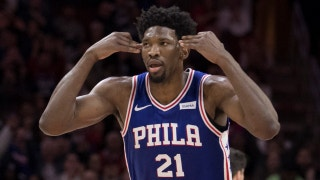 Jersey Boys: Colin Cowherd is ready to make good on his bet with Philly's Joel Embiid