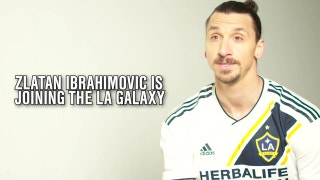Zlatan Ibrahimovic signs for LA Galaxy, announces move with full-page newspaper ad: 'You're welcome'