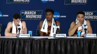 Loyola players talk about their special relationship with team chaplain Sister Jean