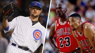 Jon Lester: Maybe Jordan, Pippen can help my throwing woes