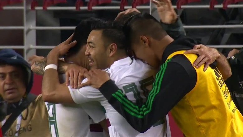 Miguel Layun goal makes it 2-0 for Mexico vs. Iceland | 2018 International Friendly Highlights