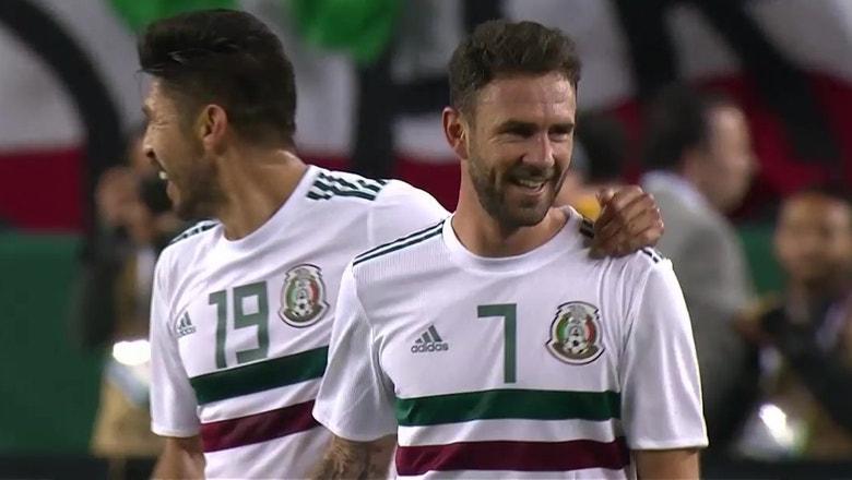 Miguel Layun nets long-range stunner against Iceland | 2018 International Friendly Highlights