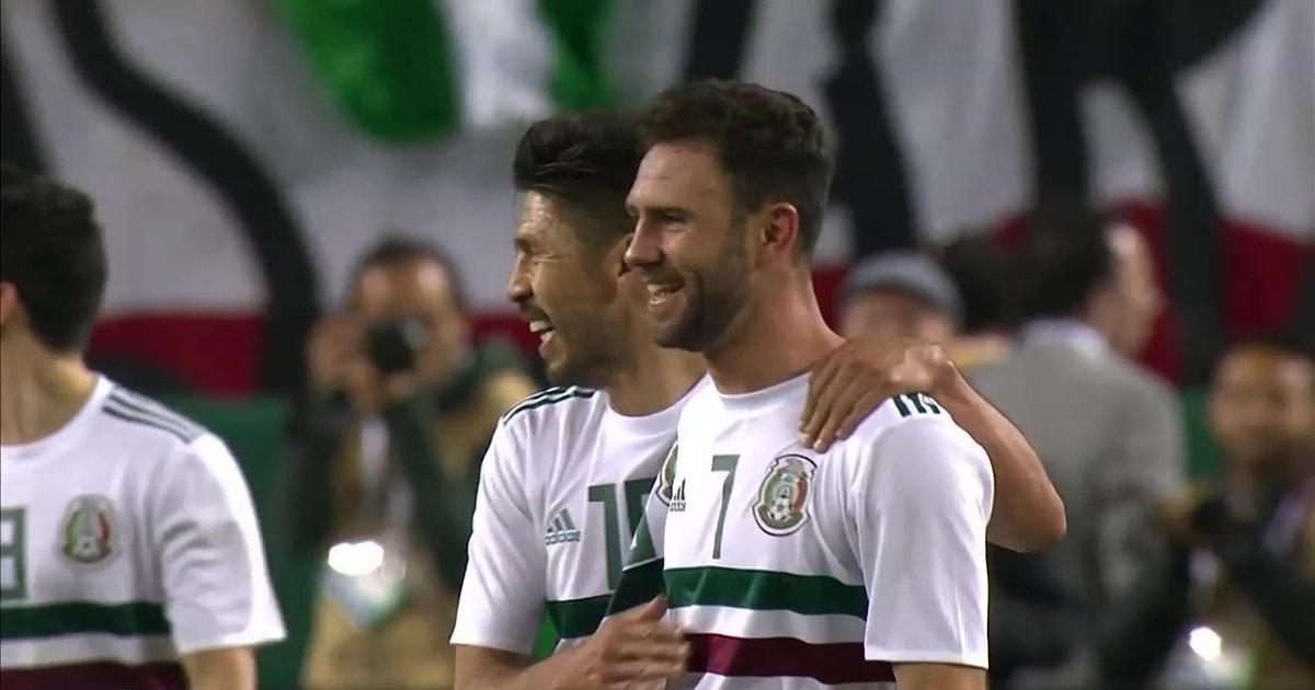 Mexico vs. Iceland | 2018 International...
