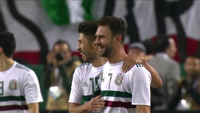 Mexico vs. Iceland | 2018 International Friendly Highlights