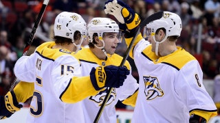 Predators LIVE To Go: Kevin Fiala, Kyle Turris lead Predators' rally in Arizona
