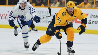 Predators LIVE To Go: Nashville's 15-game point streak ends in loss to Maple Leafs