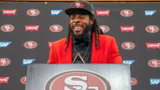 Richard Sherman responds to critics of his new 49ers deal