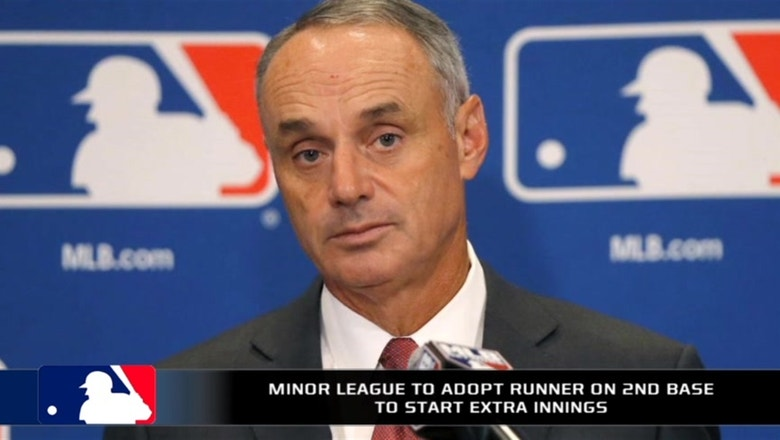 Should MLB adopt the runner on 2nd base rule for extra innings?