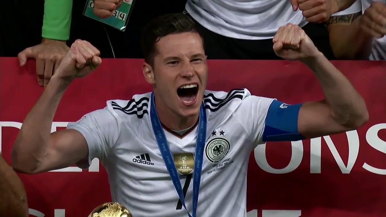 Mario Melchiot: Germany now plays 'beautiful football'