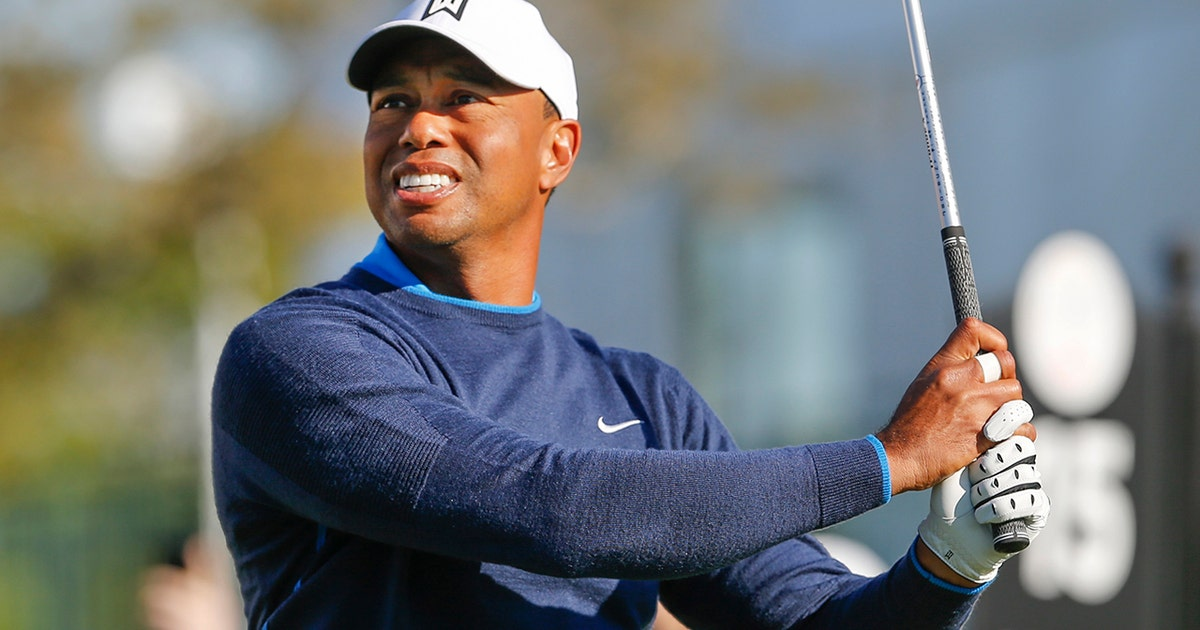 Jason Whitlock says it's 'crazy' that Tiger Woods is favored to win the Masters (VIDEO)