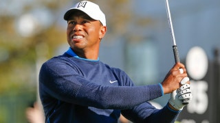 Jason Whitlock says it's 'crazy' that Tiger Woods is favored to win the Masters