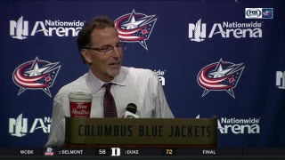John Tortorella letting the Blue Jackets play it out during seven game win streak