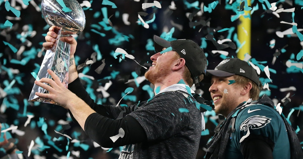 Cris Carter reveals the sobering reality for Philly's Nick Foles (VIDEO)