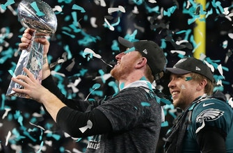 Cris Carter reveals the sobering reality for Philly's Nick Foles