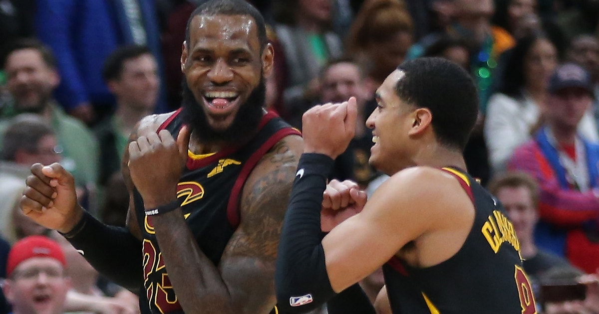 Cavs Cruise: Nick Wright reacts to LeBron's 40-point triple-double in Cleveland's win over the Bucks (VIDEO)