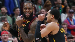 Cavs Cruise: Nick Wright reacts to LeBron's 40-point triple-double in Cleveland's win over the Bucks