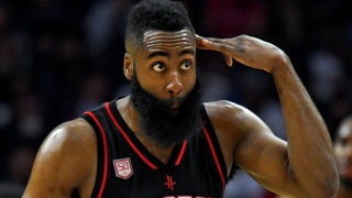 Cris Carter explains why he disagrees with D'Antoni's claim that Harden is the 'best offensive player ever'