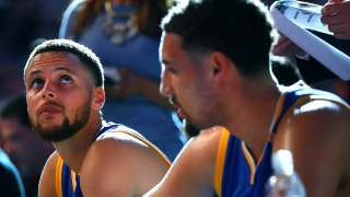 Nick Wright breaks down how Curry, Draymond and Klay's injuries affect the championship landscape